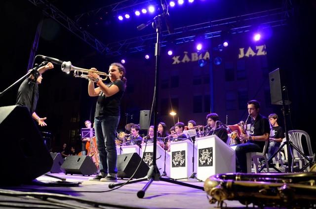 Más de mil personas llenan cada noche el Xàbia Jazz