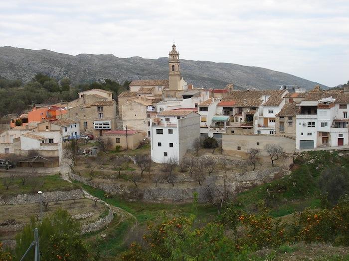La Vall de Gallinera, un mes sin agua potable