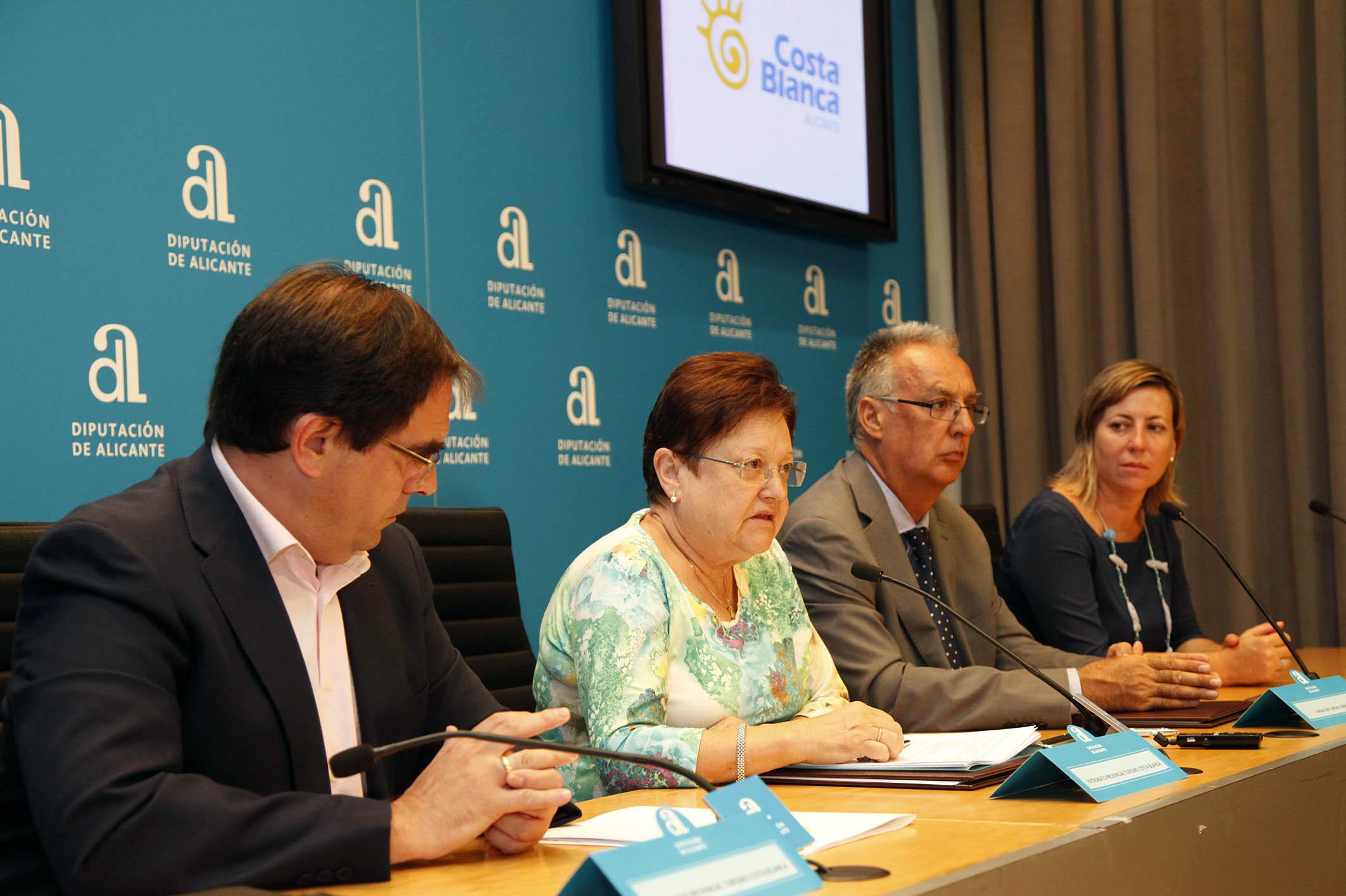 Benidorm logra 'rascar' de Diputación una ayuda de 40.000 euros para promoción
