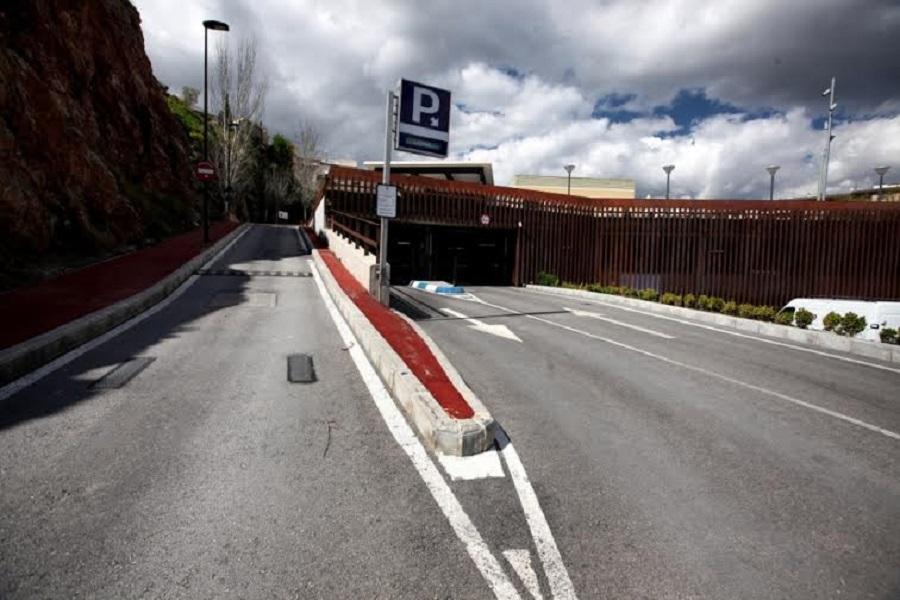 El parking será gratuito a partir del 1 de octubre