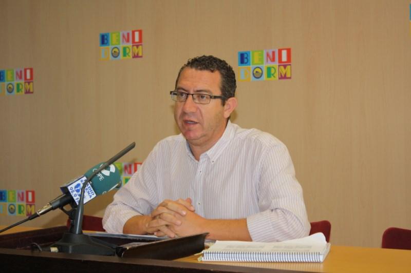 Benidorm recibe un millón de euros extra del Estado por los impuestos pagados en 2012