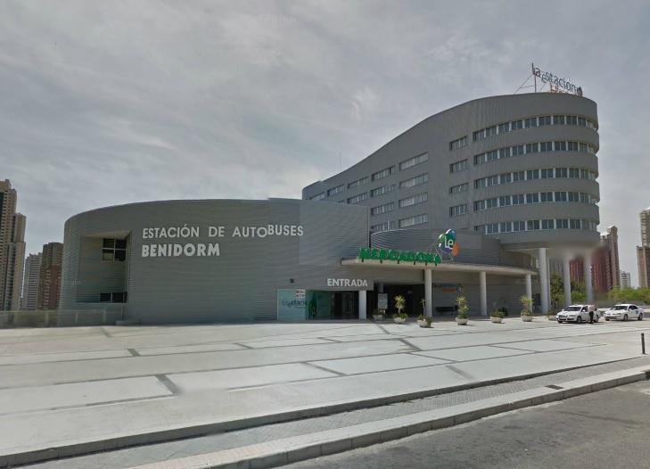 Benidorm sacará a concurso la estación de autobuses tras cerrar un acuerdo con Ortiz
