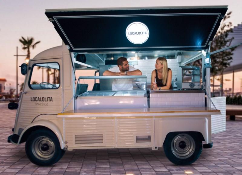 Empresas singulares: LocaLolita, 'street food' al más puro estilo americano
