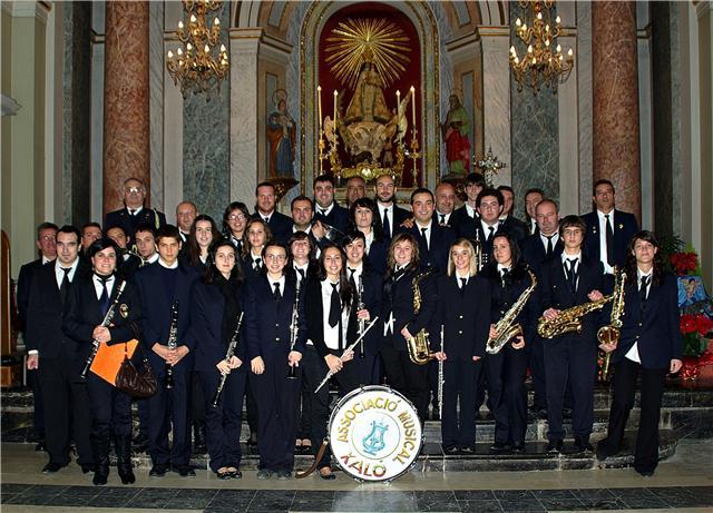 La Diputación concede ayudas económicas a 20 bandas de música de la comarca