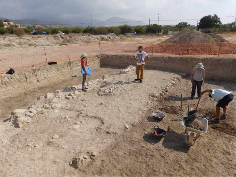 Localizan un nuevo tramo de calzada romana del siglo II