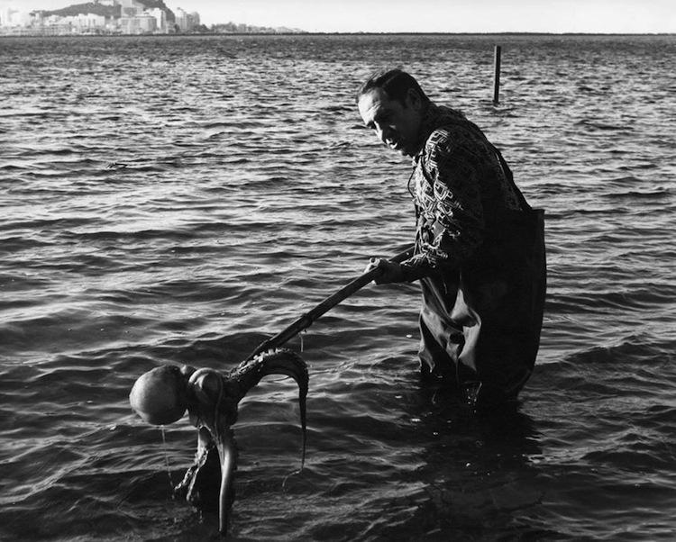 Cuando Alfredo Landa vio en Dénia «el lugar más bonito del mundo»