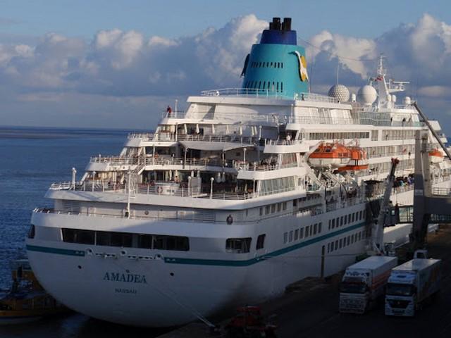 La comisión de Dénia para atraer cruceros no se ha vuelto a reunir desde que se creó hace cerca de año y medio