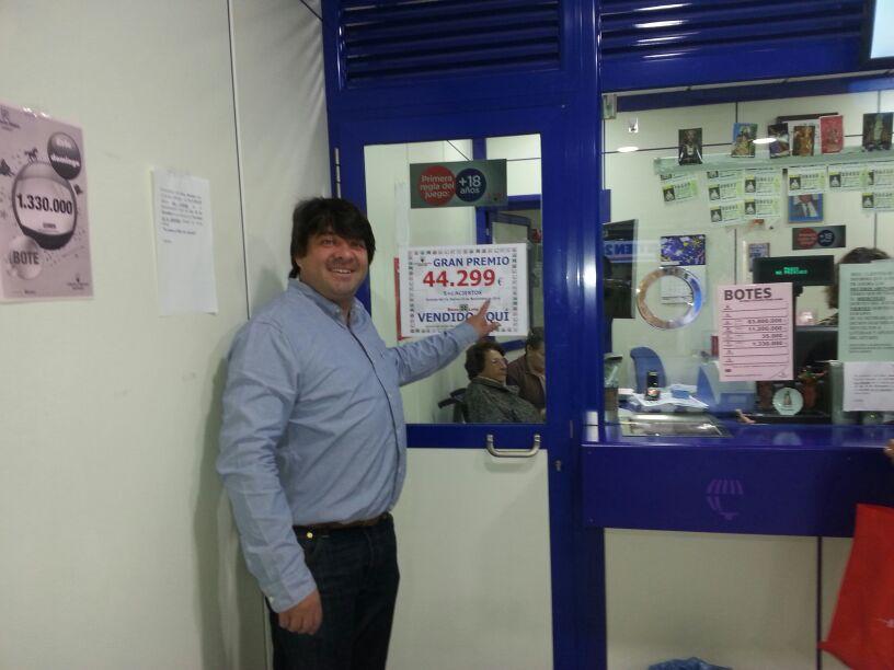 La Bonoloto deja más de 48.000 euros en La Vila Joiosa