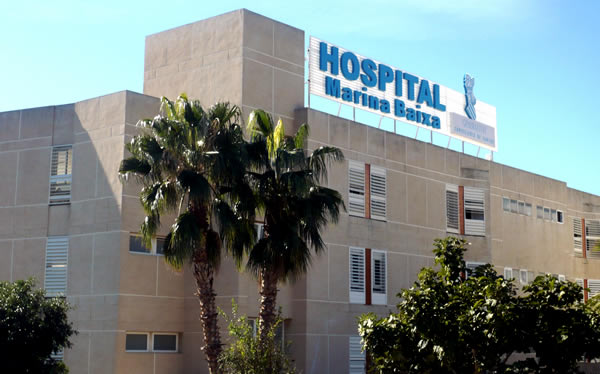 La Vila pretende adquirir suelo para ampliar el Hospital sin poder pagar expropiaciones con sentencias firmes