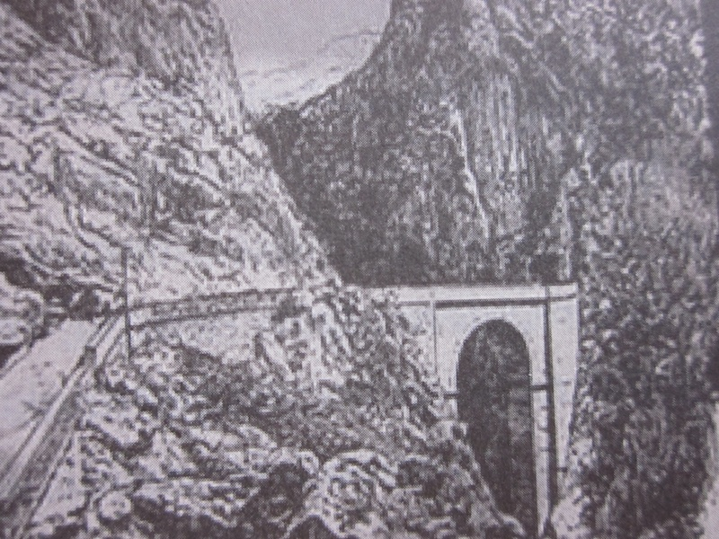 """La atávica carencia de infraestructuras de transporte y la """"pertinaz sequía"""" en La Marina Baixa de 1880"""