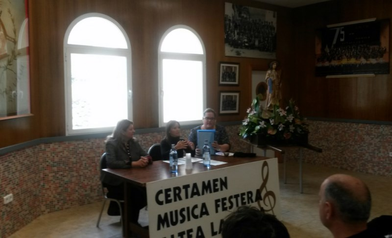 Tres bandas de Piles, Montesinos y Albaida participarán en el certamen de música festera de Altea La Vella