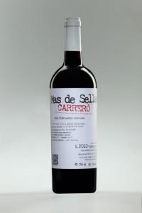 Imagen de la botella de vino Mas de Sella Carreró.