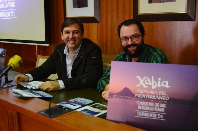 La campaña «Xàbia, memoria del Mediterráneo» atraerá a turistas de fin de semana con cultura y gastronomía