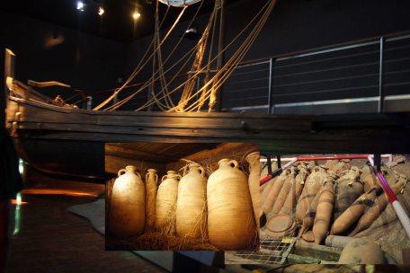 El Museo Arqueológico Nacional albergará piezas del pecio Bou Ferrer
