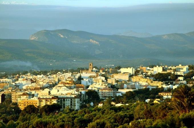 «En Xàbia aún no hay alternativa a la construcción y al turismo residencial»
