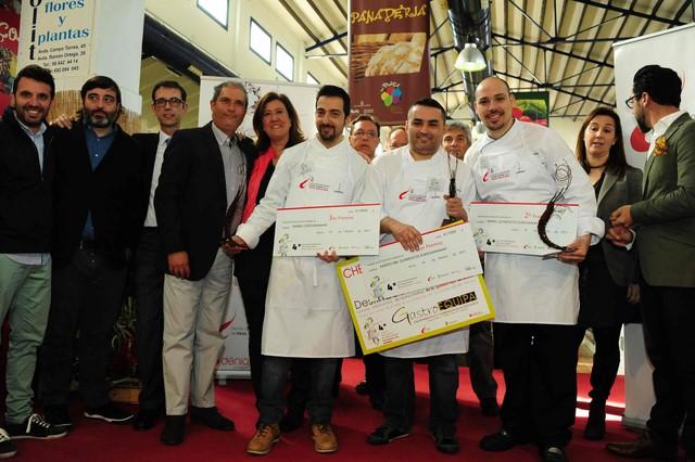 El primer premio del IV Concurso Internacional de la Gamba Roja de Dénia se va a Tenerife