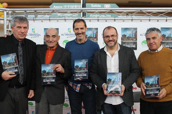 Presentación del libro en Colmenar Viejo