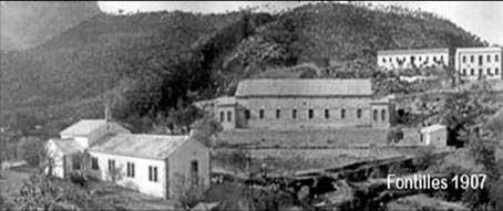 Sanatorio de Fontilles en 1907