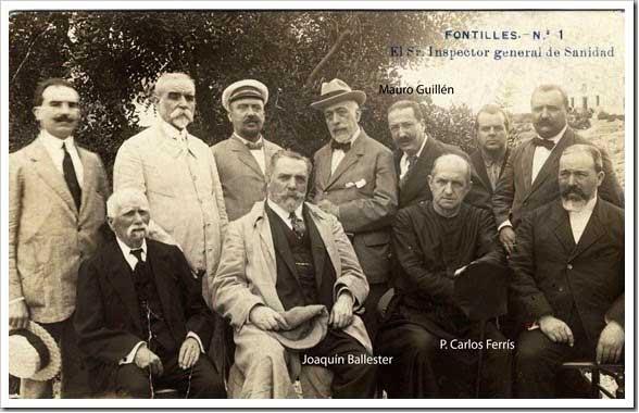 Fontilles 1914