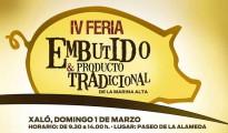 IV Feria Embutido y Producto Tradicional de la Marina Alta