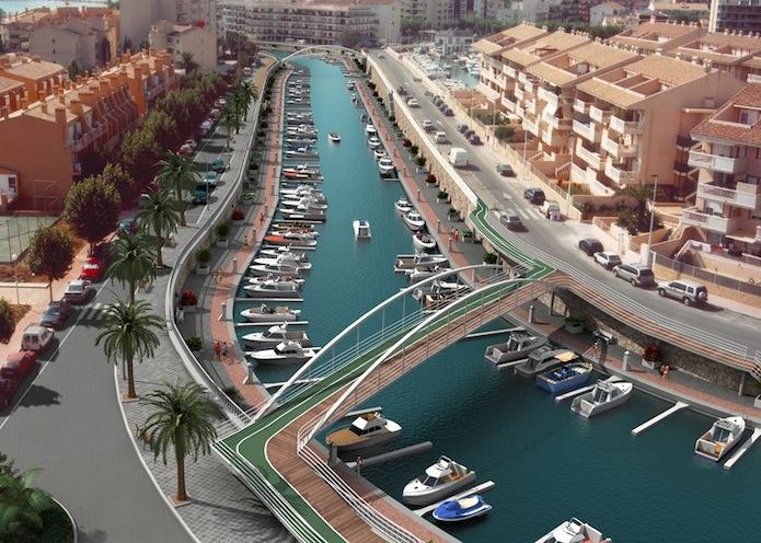La inversión privada en los puertos de Dénia, Xàbia y Calp supera los 52 millones en apenas cuatro años