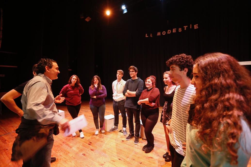 La Mostra de Teatre de L'Alfàs del Pi arranca con los más jóvenes en escena