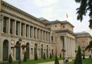 Fotografía actual del Museo del Prado.