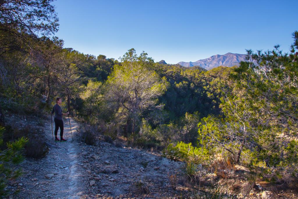 Nueva ruta del Cantal: 17 kilómetros por la montaña de La Vila