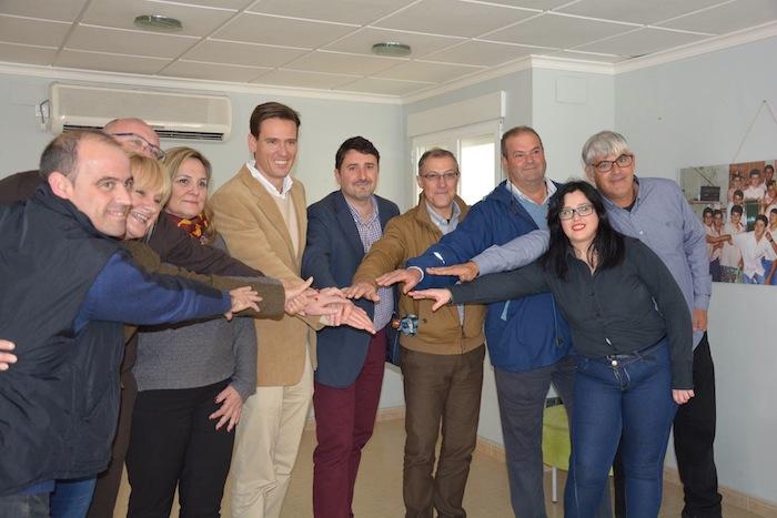 Los socios de gobierno Xàbia Democrática y Ciudadanos por Jávea acudirán en coalición a la cita electoral de mayo