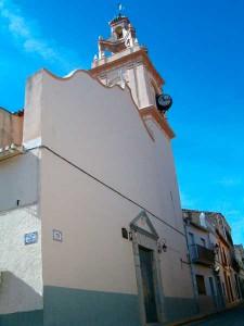 Iglesia San Sebastián Mártir de Sagra