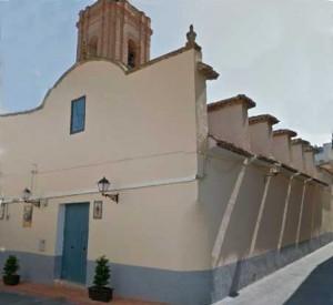 Iglesia de Bolulla