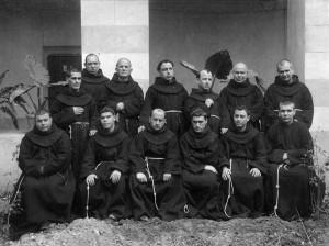 Mentores de Fernando del Convento Franciscanos de Pego