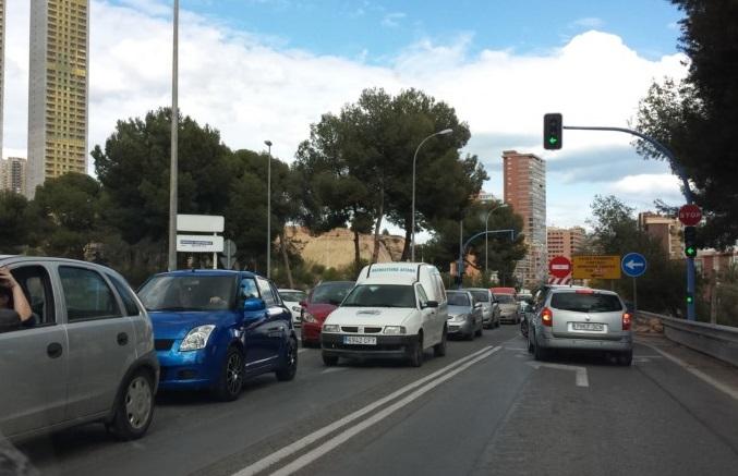 Las cifras de tráfico confirman que Benidorm recibió más turistas en Semana Santa
