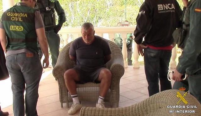 La Guardia Civil relaciona al británico detenido en Xàbia con el secuestro y asesinato de un compatriota en Xàbia