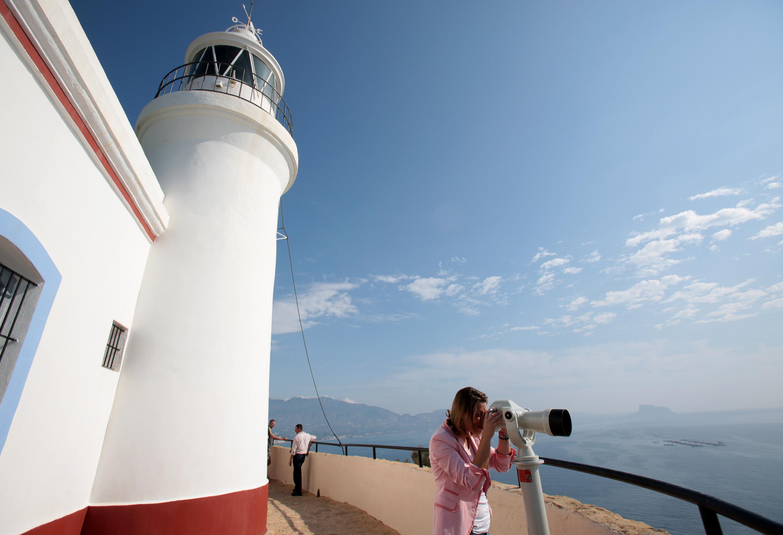 El Faro de l'Albir, récord de visitas en Semana Santa