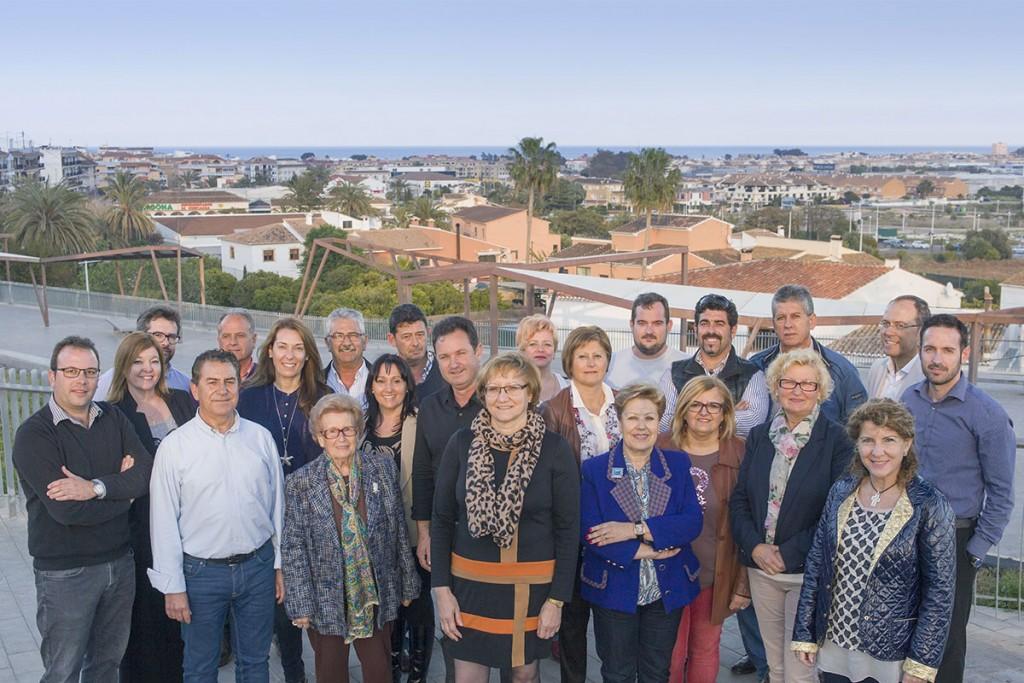 El PP de Xàbia regresa con Miguel Savall al pasado