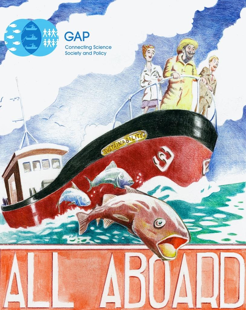 Paisajes submarinos: Todos a bordo