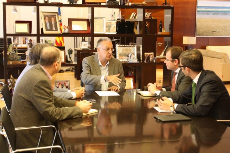 Ayuntamiento y Generalitat, de acuerdo en impulsar un Silicon Valley en Benidorm
