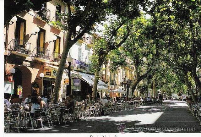 Los vecinos de la calle Campo de Dénia quieren tener voz ante el reto de la peatonalización