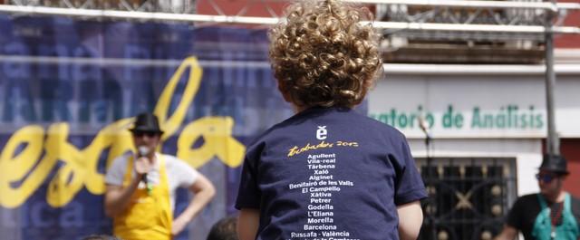 Ondara tornarà a acollir, 18 anys després, la Trobada d'Escoles en Valencià