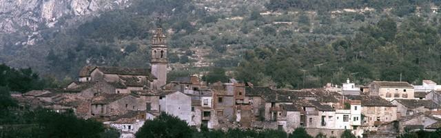 El PSPV impugna la candidatura del PP en la Vall de Gallinera