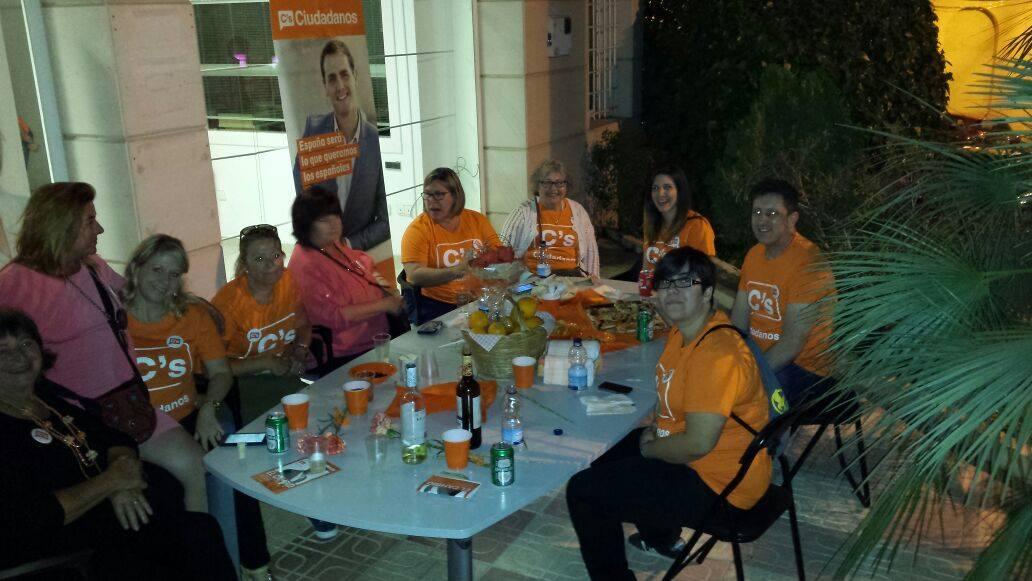 Los emergentes: 15 concejales C's con la alcaldía de Confrides incluida y 5 las listas de Podemos