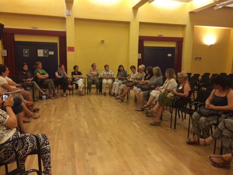 Asociaciones de mujeres de la Marina Alta