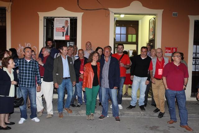 El PSPV gana las municipales en la comarca con victorias holgadas en Dénia, Xàbia y Pego