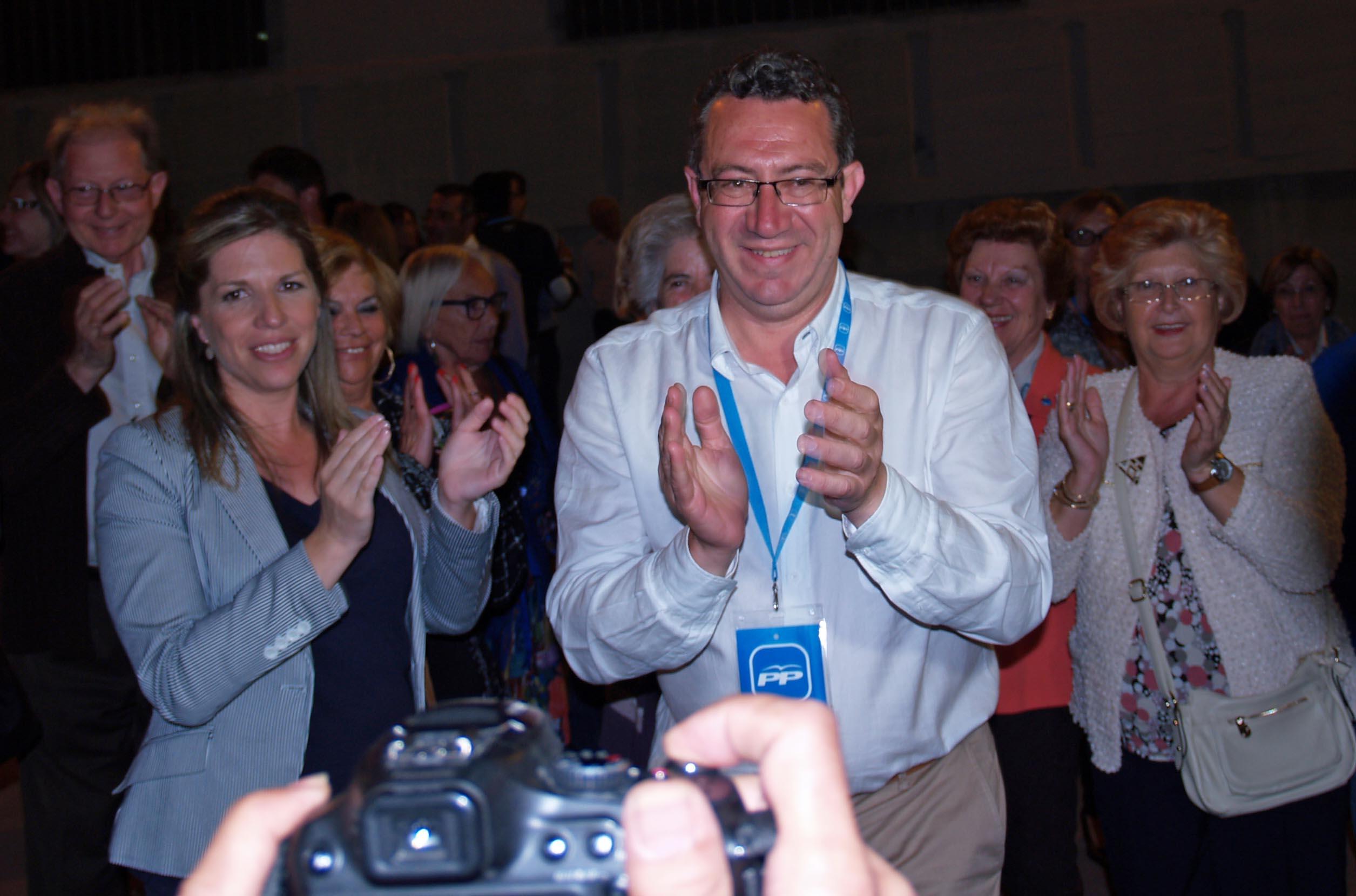 El PP gana con 8 concejales en Benidorm, que tendrá seis grupos políticos y múltiples opciones de pactos
