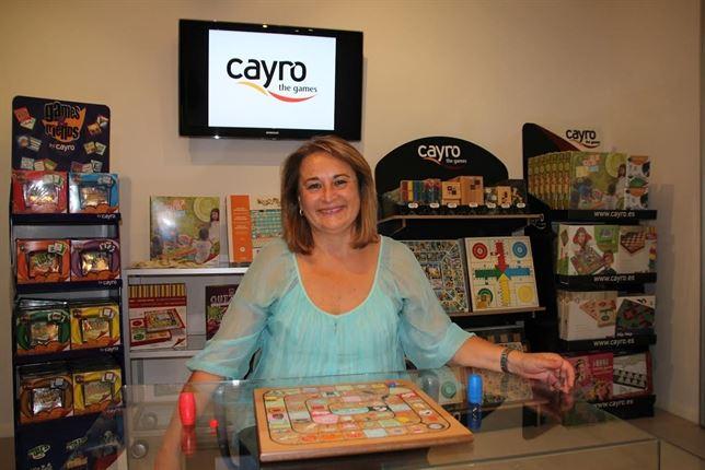 La juguetería de Dénia Cayro ofrece a PSOE y PP desempatar jugando a la oca en Letur (Albacete)
