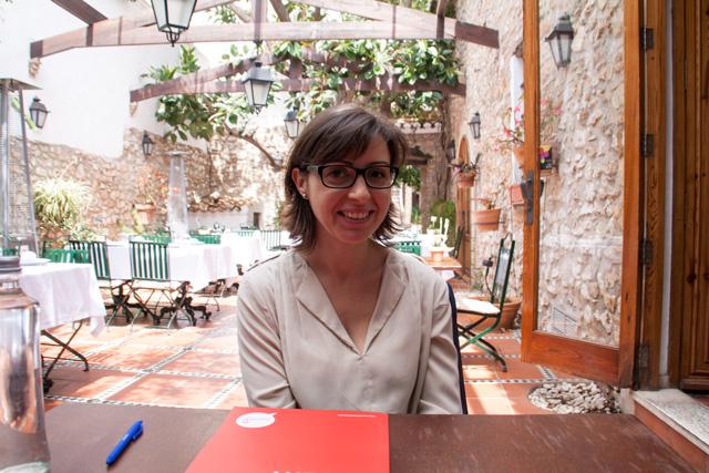 """Maria Josep Ripoll: """"Si sabemos organizarnos para las Fallas o los Moros y Cristianos, ¿por qué no por nuestros barrios?"""""""