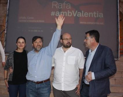 Compromís Dénia presenta sus cartas ante el ayuntamiento con la mirada puesta en la Alcaldía