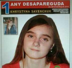 Khrystyna Savenchuk