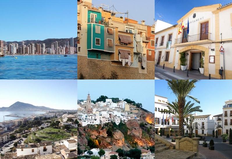 ¿Cómo son los candidatos a la Alcaldía de seis municipios?